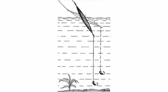 Хитрая уловистая поплавочная снасть с мормышкой