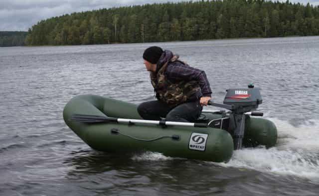 Нужны ли права на лодку с мотором до 10 лс