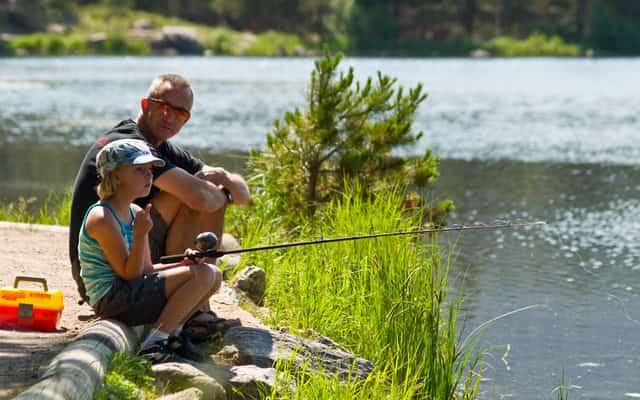 Платная рыбалка запрещена